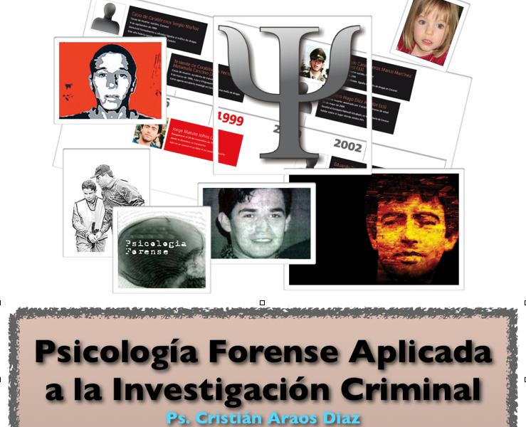 Psicológica forense y psicología legal o jurídica