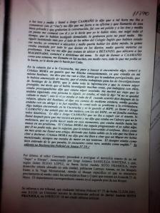 Jorge Caamaño (Carabinero en lista de narcos)+nexo+policial+droga