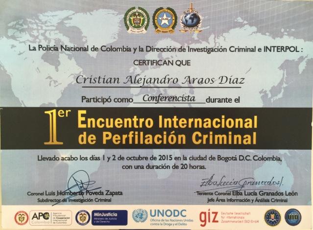 Bogota Colombia Cristian Araos Diaz