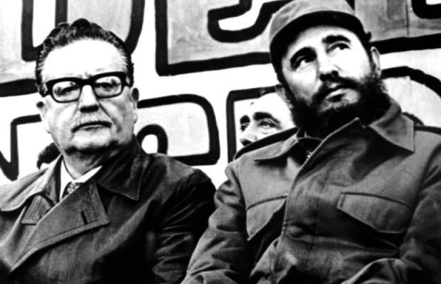 chile-Fidel-Castro-Salvador-Allende-620x400